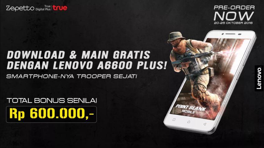 Point Blank Mobile Berikan Triple Bonus untuk Troopers