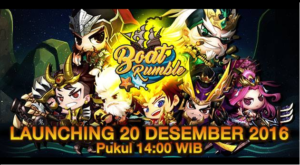 Boat Rumble, Game Penerus Boat Royale