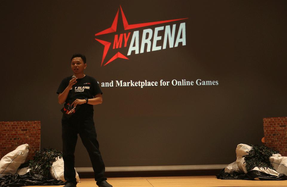 """Mabar Point Blank Mobile dan Peluncuran """"My Arena"""""""