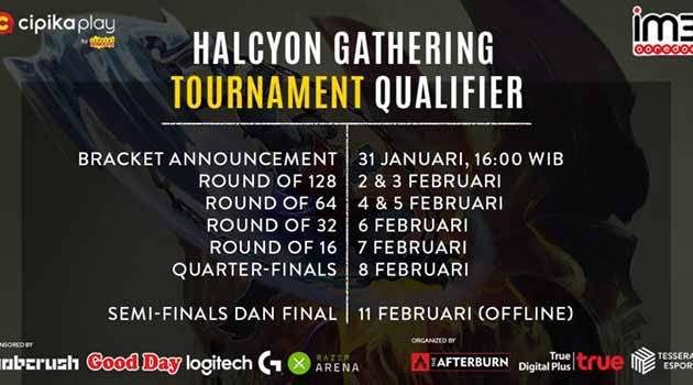 "Update terbaru Jadwal Vainglory #Halcyongathering 2.0 Online Qualifier<span class=""wtr-time-wrap after-title""><span class=""wtr-time-number"">1</span> min read</span>"