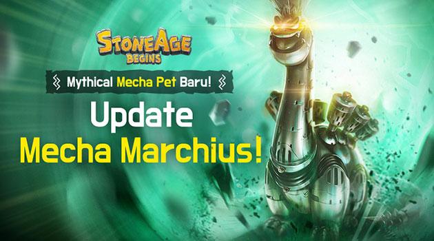 "Stone Age Update: Sambut Mytical Pet Terbaru, Mecha Marchius!<span class=""wtr-time-wrap after-title""><span class=""wtr-time-number"">1</span> min read</span>"