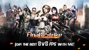 Segera Hadir di iOS, Final Strike Pre-Register untuk gamers