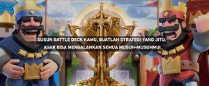 Ini Dia Detail Kompetisi Clash Royale di Indonesia Games Championship