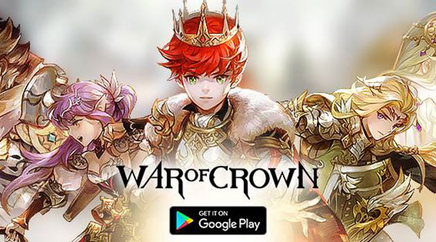 War of Crown: Masuki Masa CBT Tahap Akhir