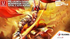 Immortal Saga berhadiah Pulsa Telkomsel Hingga 2 Juta Rupiah