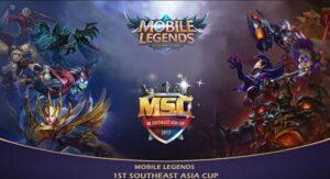Siapkan Squadmu Segera, Karena Mobile Legends 1st SEA CUP Segera Dimulai