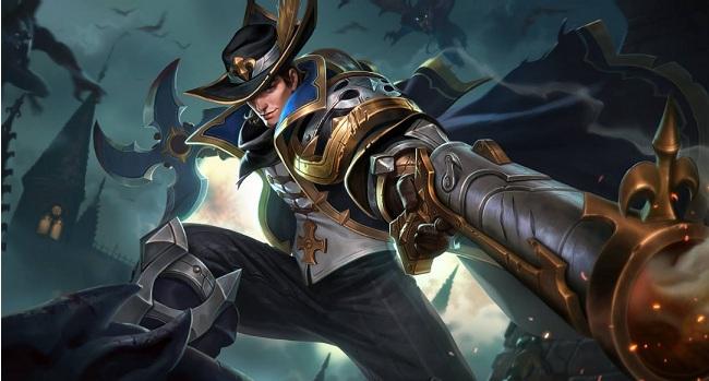 Mobile Arena Hero Spotlight : Valhein -The Demon Hunter-