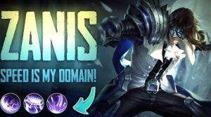Mobile Arena Hero Spotlight : ZANIS -The Dragon –