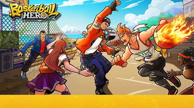 Hero Entertainment menghadirkan Beta Test Game Basketball Hero, Ayo Main Sekarang!