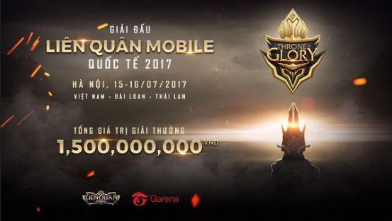 512 Team MOBA Akan Bertanding Demi Tiket ke Throne of Glory di VIETNAM