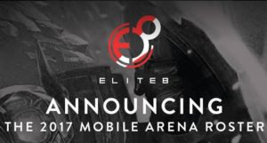 Debut Perdana Line Up Elite8 Mobile Arena dari Garena, Hadirkan Live Streaming Battle