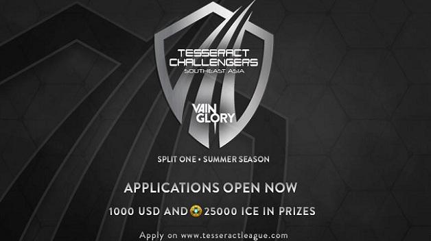 Tesseract Challengers Split 1 Dibuka, 1000 Dollar Menanti Mu