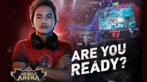 iNYourdreaM Mengajak kalian bermain Mobile Arena dari Garena