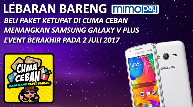 """Event Ketupat Lebaran Mimopay dan Cuma Ceban<span class=""""wtr-time-wrap after-title""""><span class=""""wtr-time-number"""">1</span> min read</span>"""