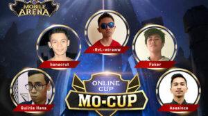 EVOS, Sang Juara E-Sports Mobile Arena Siap Bertarung di Throne of Glory Vietnam
