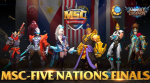 Bersiaplah Hadiri Final Mobile Legends MSC 2017, September ini di Mall Taman Anggrek