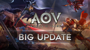 BIG UPDATE Garena AOV (Arena of Valor)
