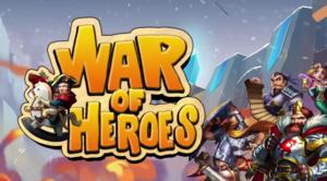 """""""War of Heroes"""" dari Playpark hadir dengan genre strategi simulasi untuk semua umur"""