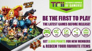 Peluncuran 3D ARPG Battle of Heroes dan TRii Community Network Platform dari 8 Elements