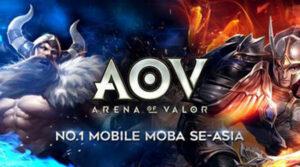 [Turnamen] Meister Arena of Valor Tournament digelar 25 – 26 Agustus 2018