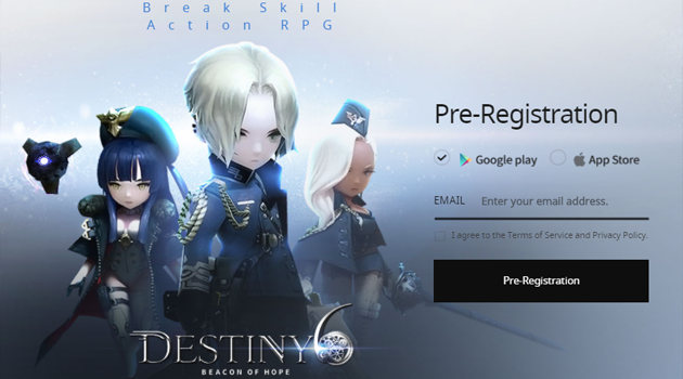 """Netmarble Games mengumumkan bahwa mobile RPG terbaru Destiny6<span class=""""wtr-time-wrap after-title""""><span class=""""wtr-time-number"""">1</span> min read</span>"""