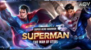 """Superman Resmi Hadir di Garena AOV dengan Enam Jenis Skill Berbeda<span class=""""wtr-time-wrap after-title""""><span class=""""wtr-time-number"""">3</span> min read</span>"""