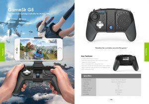 Deretan Gamepad Baru dari GameSir yang Bakal Tampil di CES 2018!