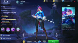"Lesley The Sniper, Marksman Jago Kill Musuh Dari Jauh di Mobile Legends<span class=""wtr-time-wrap after-title""><span class=""wtr-time-number"">1</span> min read</span>"
