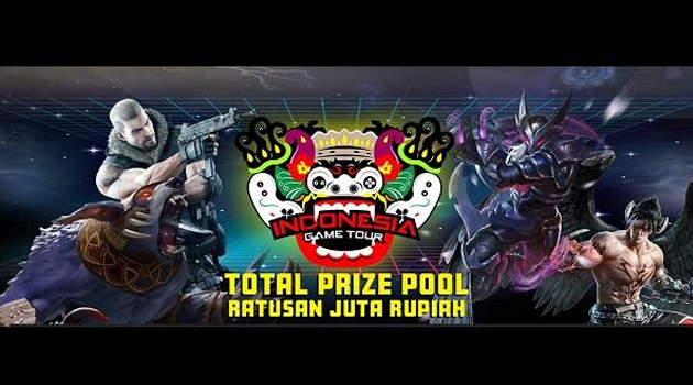 Pertandingan AoV dan Tekken 7 Warnai Kick Off Indonesia Game Tour 2018