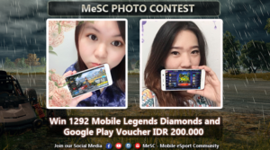 "MeSC Bagi-bagi Diamonds Gratis lewat Photo Contest<span class=""wtr-time-wrap after-title""><span class=""wtr-time-number"">1</span> min read</span>"