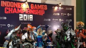 """Telkomsel Gelar Indonesia Games Championship 2018 berhadiah 600 Juta Rupiah<span class=""""wtr-time-wrap after-title""""><span class=""""wtr-time-number"""">3</span> min read</span>"""