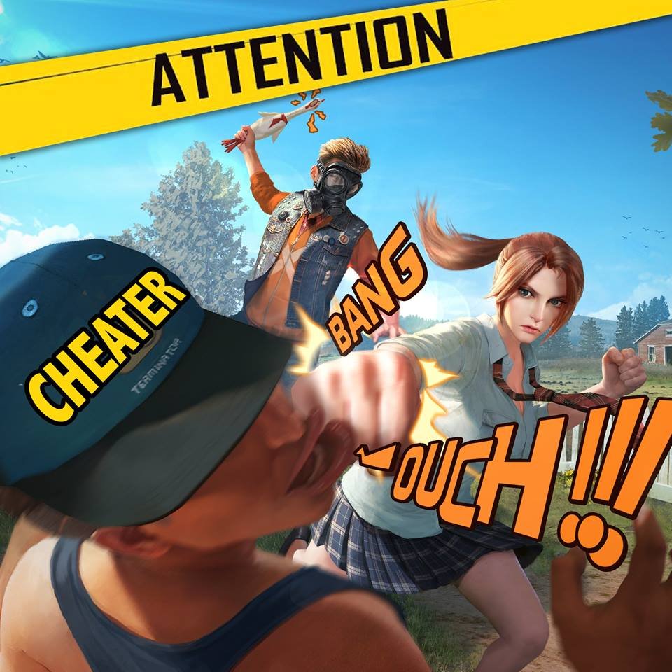 Ini dia Jawaban developer game Rules of Survival terhadap cheat yang merajalela