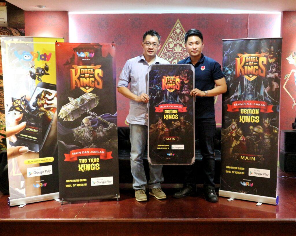 YoPlay Rilis Duel of Kings, Game Seru dengan Visual Berkualitas dan GamePlay Adiktif