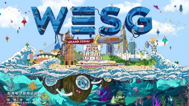 Tim Elite8 Indonesia akan bertanding di grand finals Vainglory 5V5 WESG 2017