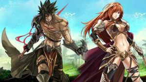Red Stone 2 :Game Buatan L&K Logic Pengembang Red Stone Online