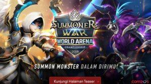 Persiapkan Dirimu Dalam Summoner Wars World Arena Championship 2018