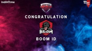 BOOM ID Kembali Mengangkat Trophy Juara di Kaskus Battle Ground Season 1