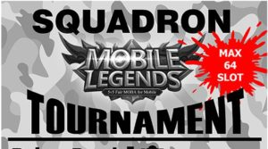 "[Turnamen]Squadron Tournament Mobile Legends Season 1<span class=""wtr-time-wrap after-title""><span class=""wtr-time-number"">1</span> min read</span>"
