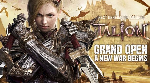 'TALION' Rilis, MMORPG Mobile dengan RvR spesial, di Asia Tenggara