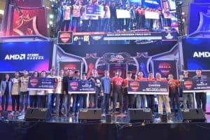 Ini dia Pemenang Tournament Arena Of Valor di UNIPIN SEACA 2018