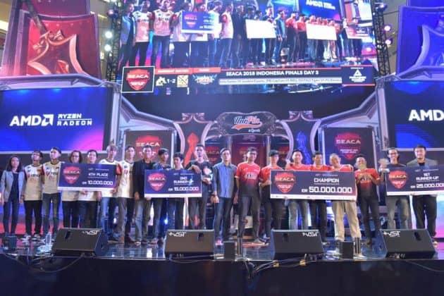 "Ini dia Pemenang Tournament Arena Of Valor di UNIPIN SEACA 2018<span class=""wtr-time-wrap after-title""><span class=""wtr-time-number"">1</span> min read</span>"