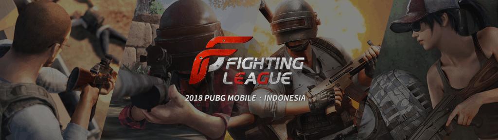 Fighting League PUBG Mobile