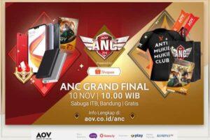 5 Hal Kenapa Harus Datang Ke Grand Final ANC Season 2  Di Sabuga