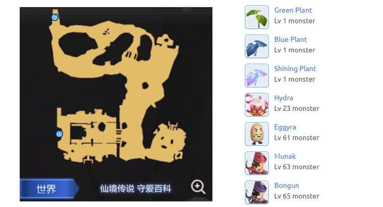 Payon-Cave-Map-Ragnarok-M-Eternal-Love