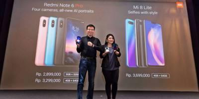 Xiaomi luncurkan produk-produk smartphone dan ekosistem terbaru di Indonesia