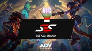 SES ASLI ENAAAK Wakili Indonesia Di AOV International Championship 2018
