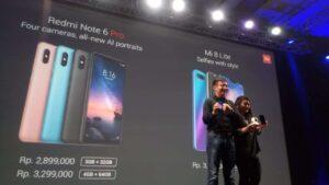 "Xiaomi Redmi Note 6 Pro: Performa gaming dengan kamera gahar Cuma 2jutaan? Siapa takut!<span class=""wtr-time-wrap after-title""><span class=""wtr-time-number"">1</span> min read</span>"