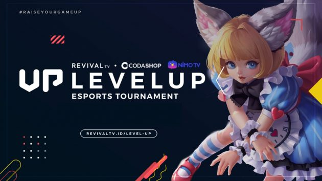 Level Up Mobile Legends Tournament