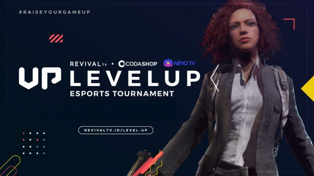 Grand Final LEVEL UP! PUBG Mobile Esports Tournament