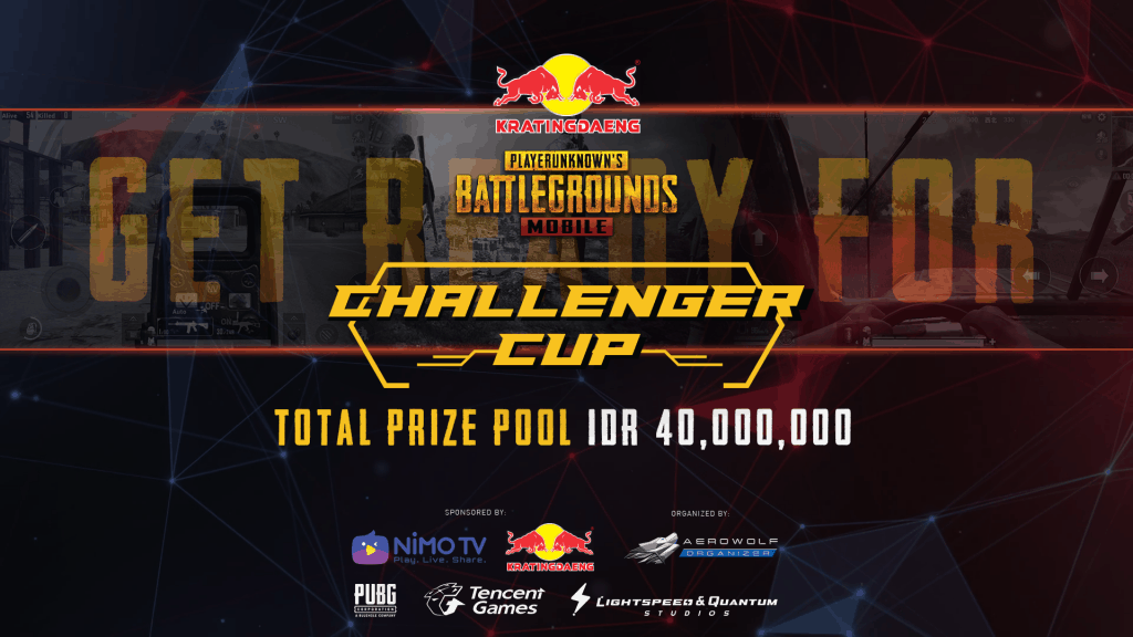 Kratingdaeng PUBG MOBILE Tournament